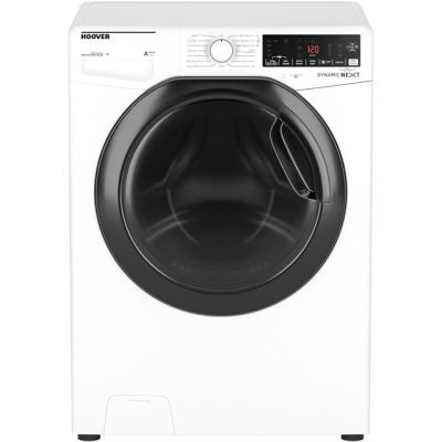 Hoover Dynamic Next DWOAD69AHF3/1 Wifi Connected 9Kg Washing Machine with 1600 rpm - White - A+++ Rated Best Price, Cheapest Prices
