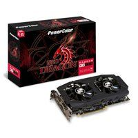 8GB PowerColor Radeon RX 580 Red Dragon V2, 14nm Polaris, 2304 Streams, 1350MHz Boost, 8000MHz GDDR5, 3x DP/HDMI/DVI-D Best Price, Cheapest Prices