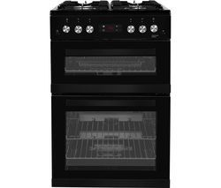 BEKO XTG653K 60 cm Gas Cooker - Black Best Price, Cheapest Prices