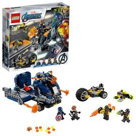 LEGO Super Heroes Marvel Avengers Truck Take-Down Set- 76143 Best Price, Cheapest Prices