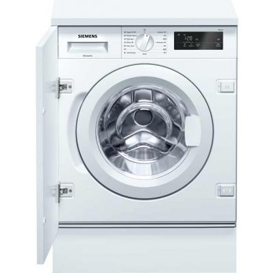 Siemens IQ-500 WI14W300GB Integrated 8Kg Washing Machine with 1400 rpm - A+++ Rated Best Price, Cheapest Prices