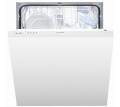 INDESIT DIF04B1 Full-size Integrated Dishwasher Best Price, Cheapest Prices