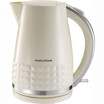 Morphy Richards Dimensions 108262 Kettle - Cream Best Price, Cheapest Prices