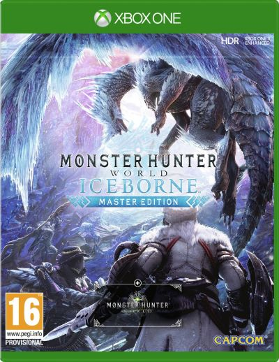 Monster Hunter World: Iceborne Master Edn Xbox One Game Best Price, Cheapest Prices