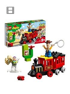 LEGO Duplo 10894 Toy Story 4 Train with Woody and Buzz Figures Best Price, Cheapest Prices