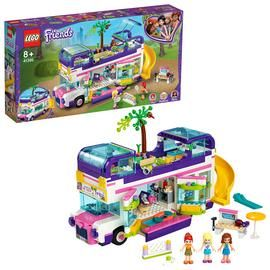 LEGO Friends Friendship Bus Toy with Swim Pool - 41395 Best Price, Cheapest Prices