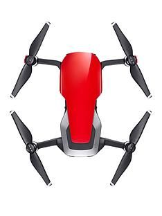 DJI Mavic Air Combo Drone - Flame Red Best Price, Cheapest Prices