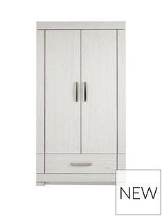 Silver Cross Coastline Double Wardrobe Best Price, Cheapest Prices