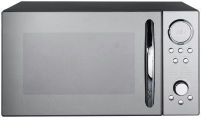 Morphy Richards 900W Microwave with Grill D90D23ELB8 - Black Best Price, Cheapest Prices