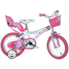 Dino Bikes Minnie Mouse 16 Inch Kids Bike Best Price, Cheapest Prices