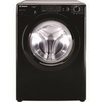 Candy GVSC168TB3B Smart 8kg 1600rpm Freestanding Washing Machine - Black Best Price, Cheapest Prices
