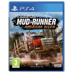 MudRunner: American Wilds PS4 Game Best Price, Cheapest Prices