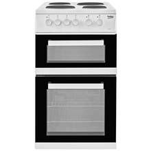 Beko KD533AW Electric Cooker - White Best Price, Cheapest Prices