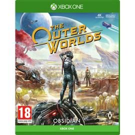 The Outer Worlds Xbox One Game Best Price, Cheapest Prices