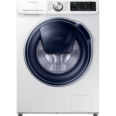 Samsung AddWash™ ecobubble™ WW10N645RPW Wifi Connected 10Kg Washing Machine with 1400 rpm - White - A+++ Rated Best Price, Cheapest Prices