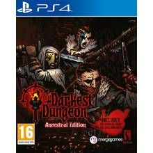 Darkest Dungeon Ancestral Edition PS4 Game Best Price, Cheapest Prices