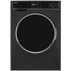 Sharp ES-HFH9148A3 9KG 1400 Spin Washing Machine- Anthracite Best Price, Cheapest Prices