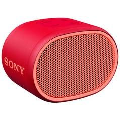 Sony SRS - XB01 Compact Wireless Speaker - Red Best Price, Cheapest Prices