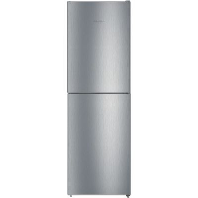 Liebherr CNel4213 50/50 Frost Free Fridge Freezer - Stainless Steel - A++ Rated Best Price, Cheapest Prices