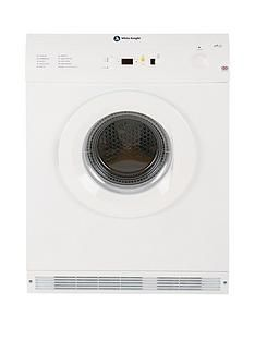 White Knight C86A7W 7kg Load Vented Sensor Tumble Dryer - White  Best Price, Cheapest Prices