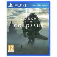 Shadow of the Colossus PS4 Game Best Price, Cheapest Prices