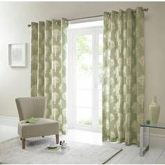 Fusion Woodland Trees Curtains
