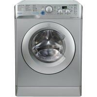 Indesit BWD71453SUK Innex 7kg 1400rpm Freestanding Washing Machine Silver Best Price, Cheapest Prices