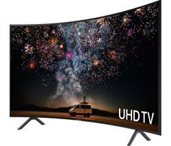 """SAMSUNG UE49RU7300KXXU 49"""" Smart 4K Ultra HD HDR Curved LED TV Best Price, Cheapest Prices"""