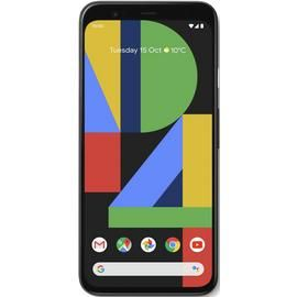 SIM Free Google Pixel 4 64GB Mobile Phone - Black Best Price, Cheapest Prices
