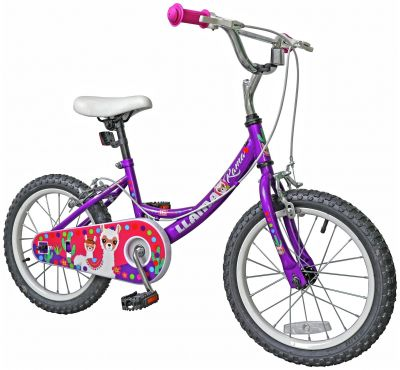 16 Inch Llama Kid's Bike Best Price, Cheapest Prices