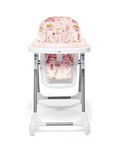 Mamas & Papas Snax Highchair - Circus Pink Best Price, Cheapest Prices