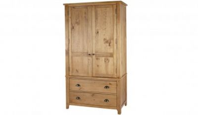 Wild Coast 2 Door + 2 Drawer Wardrobe Best Price, Cheapest Prices