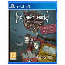 The Inner World - The Last Wind Monk PS4 Game Best Price, Cheapest Prices