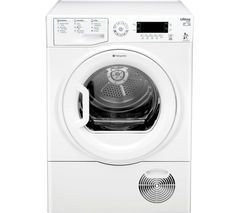 HOTPOINT Ultima S-line SUTCDGREEN9A1 Heat Pump Tumble Dryer - White Best Price, Cheapest Prices