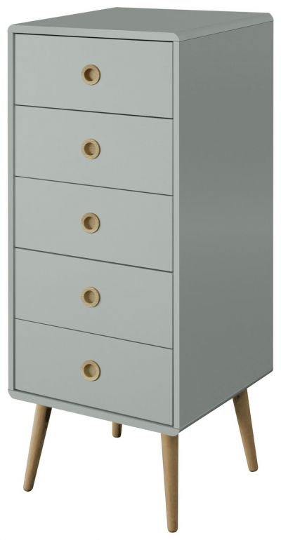 Argos Home Softline 5 Drawer Chest Best Price, Cheapest Prices