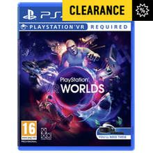 VR Worlds PS4 Game Best Price, Cheapest Prices
