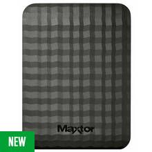 Maxtor M3 1TB External Portable Hard Drive Best Price, Cheapest Prices