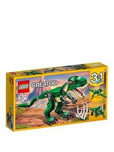 LEGO Creator 31058 Mighty Dinosaurs Best Price, Cheapest Prices