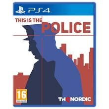 This is the Police PS4 Game Best Price, Cheapest Prices