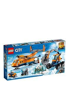 LEGO City 60196 Arctic Supply Plane Best Price, Cheapest Prices