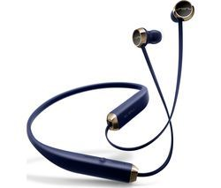SOL REPUBLIC Shadow Wireless Bluetooth Headphones - Navy Best Price, Cheapest Prices