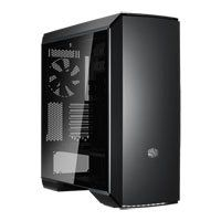 Cooler Master MasterCase MC600P Modular RGB PC Case w/ Tempered Glass Window, E-ATX/ATX/mATX/mITX, 3x 140mm Fans Best Price, Cheapest Prices
