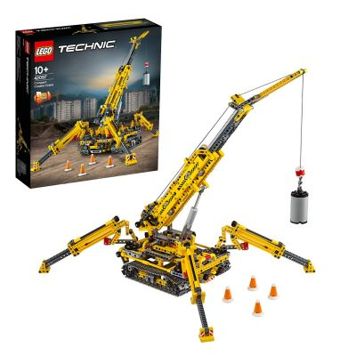 LEGO Technic Compact Crawler Crane - 42097 Best Price, Cheapest Prices