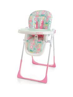 Cosatto Noodle Supa Highchair - Mini Mermaids Best Price, Cheapest Prices