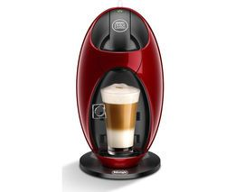 DOLCE GUSTO by De'Longhi Jovia EDG250R Hot Drinks Machine - Red Best Price, Cheapest Prices