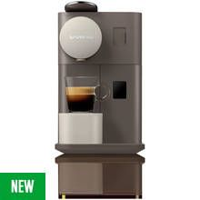 Nespresso De'Longhi Latissima One Pod Coffee Machine - Grey Best Price, Cheapest Prices