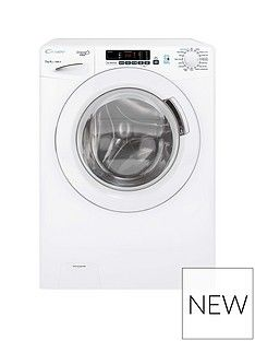 Candy GVS 1472D3 7kg, 1400 Spin Washing Machine - White Best Price, Cheapest Prices