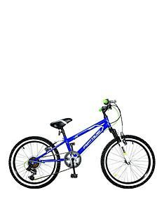 Concept Riptide 10 Inch Frame 20 Inch Wheel 6 Speed Mountain Bike Blue Best Price, Cheapest Prices