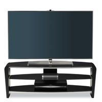 Alphason FRN1100/3BLK/BK Francium TV Stand for up to 50