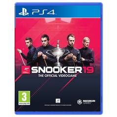 Snooker 19 PS4 Game Best Price, Cheapest Prices